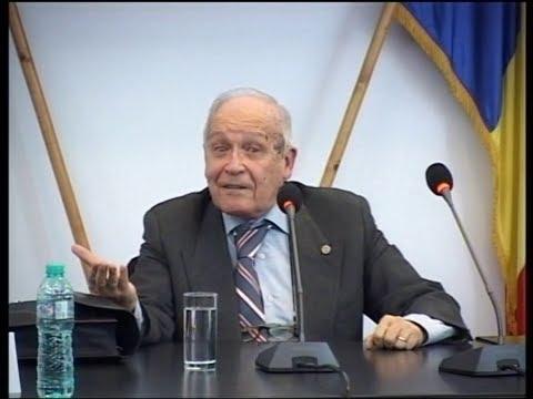 90 de ani de viață a prof. univ. dr. Nicolae Volonciu