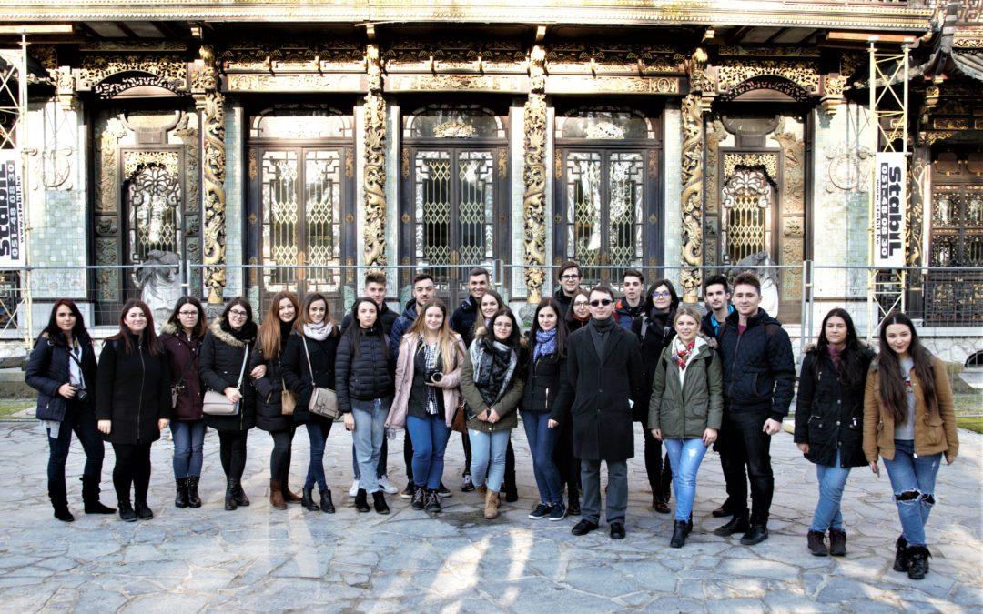 O nouă incursiune în instituțiile europene a studenților Facultății de Geografie