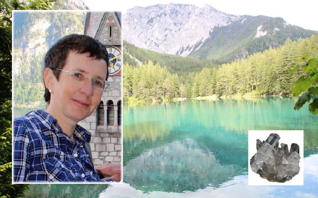"""""""Evaporite Permian-Triasice din Alpii de Est"""", prezentare susținută de dr. Ana-Voica Bojar (Universitatea din Salzburg) la Seminarele Departamentului de Geologie"""