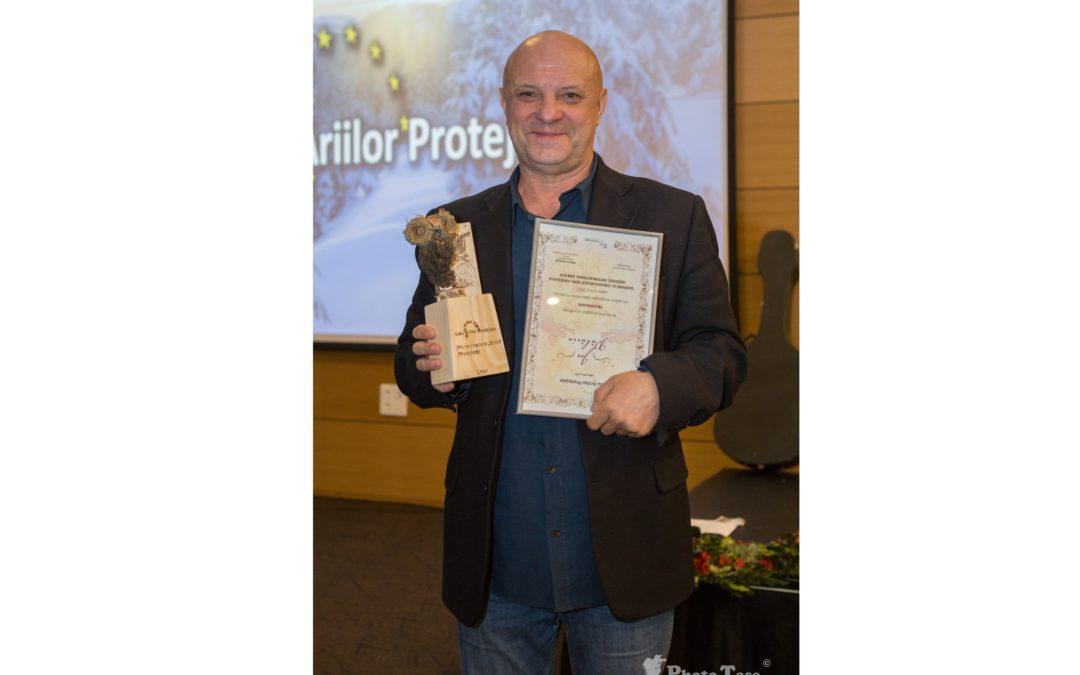 Geoparcul Dinozaurilor Țara Hațegului, câștigător a două trofee la Gala Ariilor Protejate