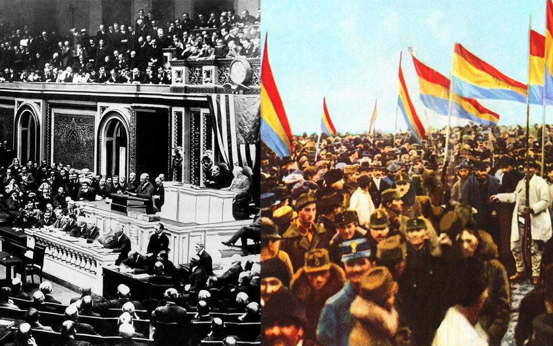 Universitatea din București a deschis seria dezbaterilor dedicate Centenarului Marii Uniri de la 1918