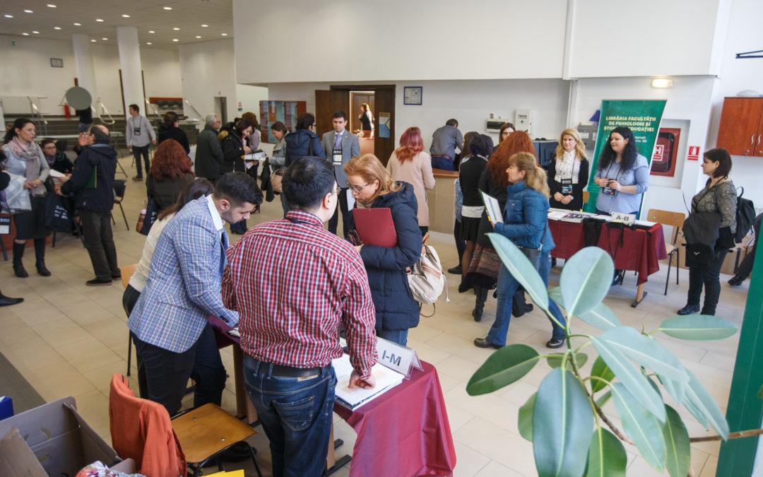"""Peste 220 de specialiști europeni și americani au participat la conferința internațională ,,Rolul consilierului în comunitatea locală și globală"""", organizată la Universitatea din București"""