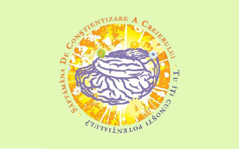"""A patra ediție a evenimentului ,,Săptămâna de Conștientizare a Creierului"""" la Facultatea de Psihologie şi Ştiinţele Educaţiei"""