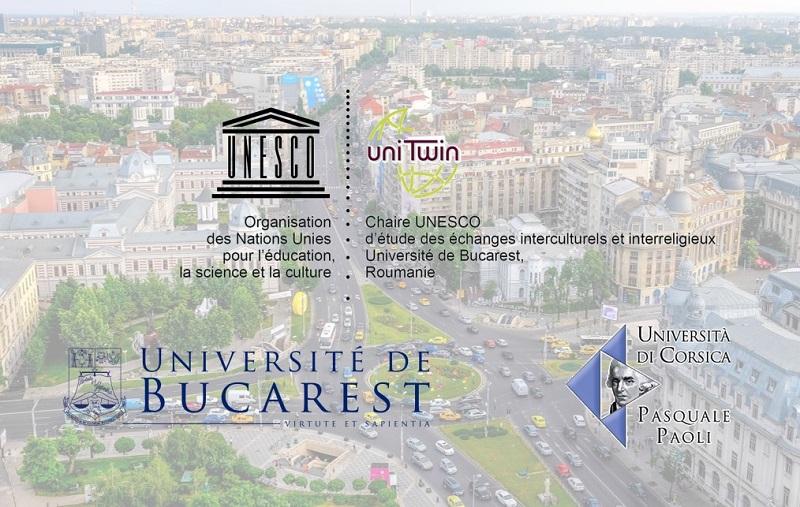 """Universitatea din București, gazda unei delegații de la Universitatea """"Pasquale Paoli"""" din Corsica"""